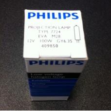 Bulb, Halogen, 12 Volt 100 Watt, GY6.35